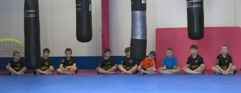 Kampfsport für Kinder in Dresden 6