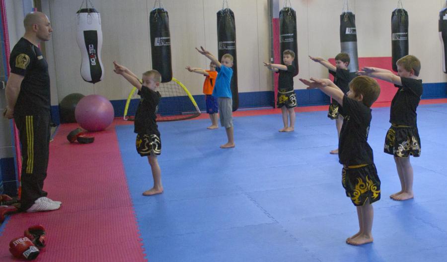 Kung Fu für Vorschulkinder