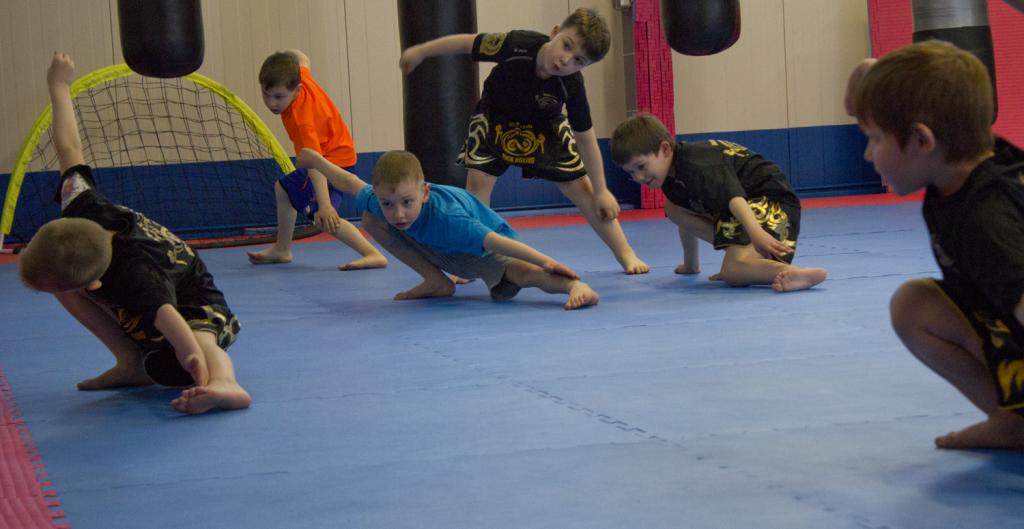 Kung Fu in Dresden für Kinder
