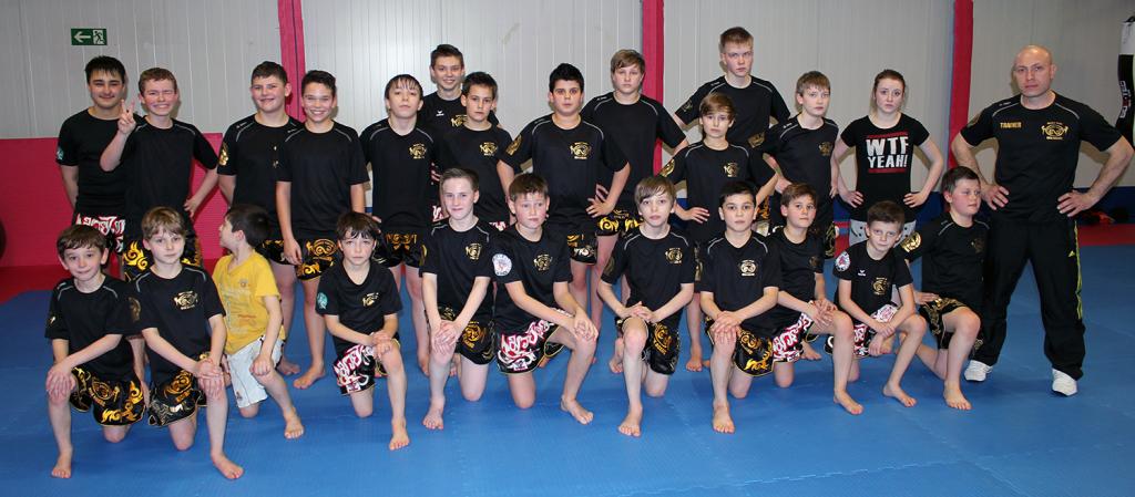 Kampfsport für Jugendliche in Dresden
