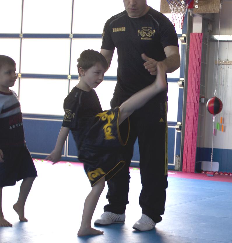 Altersgerechtes Training für Kleinkinder