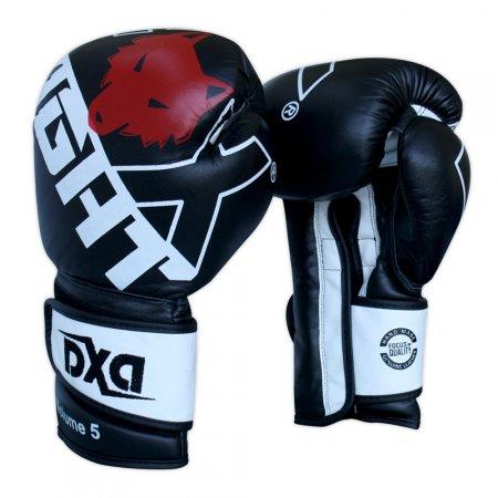 DXD v5 Boxhandschuhe / Leder