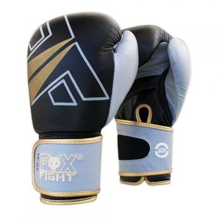 FOX-FIGHT FF Boxhandschuhe / Leder