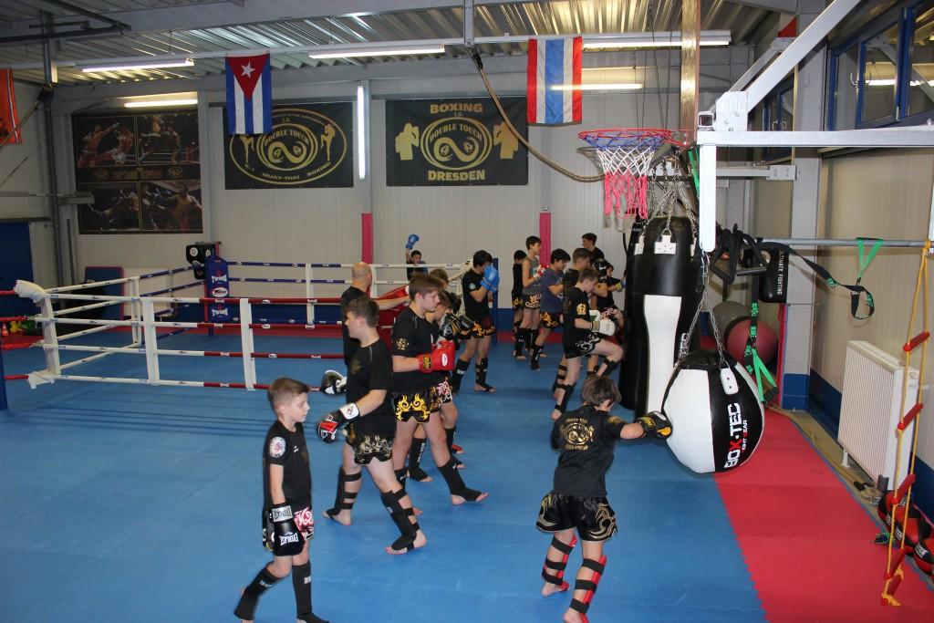 K1-Training für 10-14 Jährige