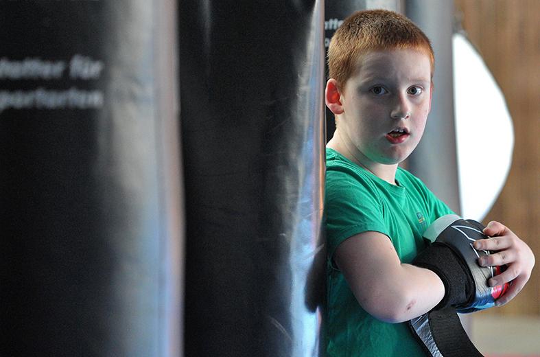 Kampfsport für Jugendliche