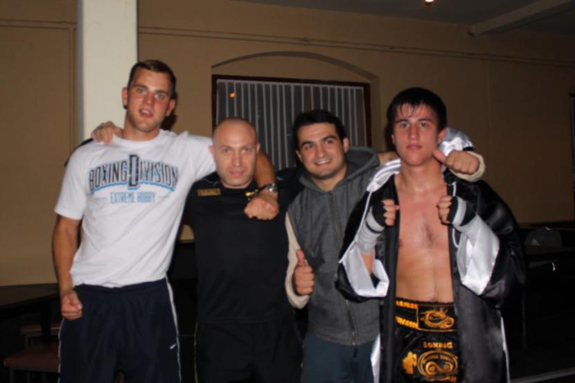 Fight Night in Freital 2014
