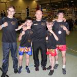 Muay Thai Deutsche Meisterschaften 2014