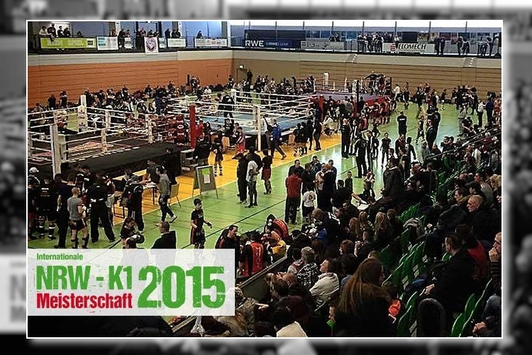 Internationale nrw k1 Meisterschaft 2015